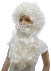 Дед Мороз - парик Деда Мороза