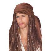 Пираты и разбойники - Парик карибского пирата
