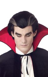 Вампиры - Парик классического вампира
