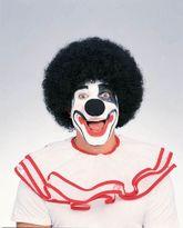 Клоуны - Парик клоуна черный