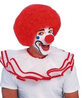 Клоуны - Парик клоуна красный