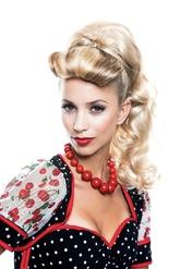 Женские костюмы - парик накладной хвост