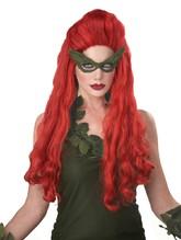 Бэтмен - Парик Памелы Ядовитый Плющ