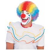 Клоуны - Парик разноцветный