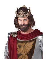 Цари и короли - Парик средневекового короля