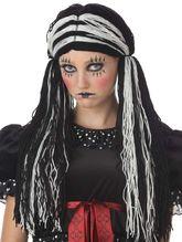 Сказочные персонажи - Парик трагичной куклы