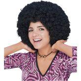 Ретро-костюмы 70-х годов - Парик в стиле Boney M