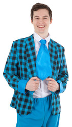 Ретро и Гангстеры - Пиджак и галстук Стиляги