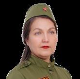 Женские костюмы - Пилотка Солдата размер 58