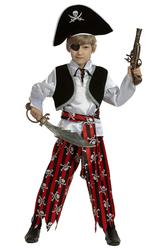 Разбойники - Костюм Пират бэби