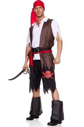Пираты и капитаны - Костюм Пират головорез