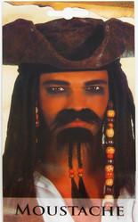Пираты и капитаны - пирата с усами