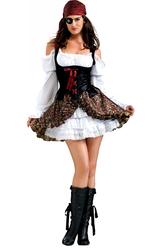 Костюмы на Хэллоуин - Костюм Пиратка мошенница
