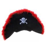 Пираты и разбойники - Пиратская с красным пухом