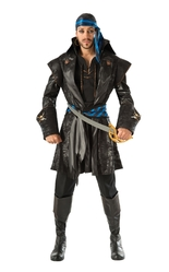 Пираты и капитаны - Пиратский костюм Капитан Блэк
