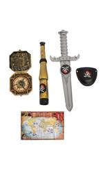Пиратки - Пиратский набор с картой