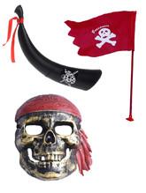 Аксессуары - Пиратский набор Зловещего черепа
