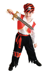 Разбойники - Костюм Пиратский юнга