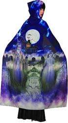 Ведьмы - Плащ ведьмы с надгробиями