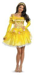 Королевы и Принцессы - Платье Красавицы Бэлль