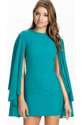 Клубные платья - Платье с открытыми рукавами