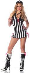 Спортсменки и Судьи - Платье секси рефери