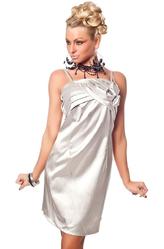 Клубные платья - Платье Серебряное море