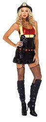 Униформа - Платье сладкой пожарной