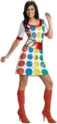 Ретро-костюмы 70-х годов - Платье Твистер