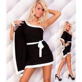 Клубные платья - Платье в стиле кимоно