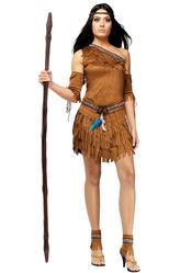 Ковбои и Индейцы - Костюм Племенная красавица