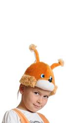 Парики и шляпы - Маска Добрая белочка