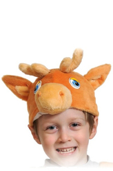 Парики и шляпы - Маска Оленёнка Бемби