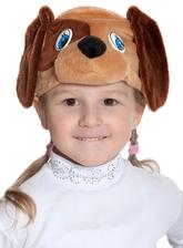 Собаки - Плюшевая маска Песика