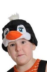 Парики и шляпы - Маска Пингвин Лоло