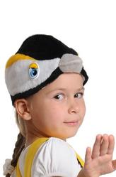 Парики и шляпы - Маска Добрая синичка