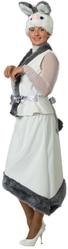 Зайчики и Кошки - Плюшевый костюм Белой Зайки