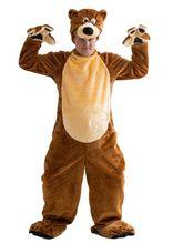Фильмы и Сказки - Плюшевый костюм бурого медведя