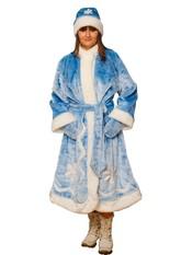 Санты и Снегурочки - Плюшевый костюм Снегурочки