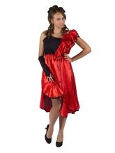 Судьи - Подростковый костюм Испанской танцовщицы