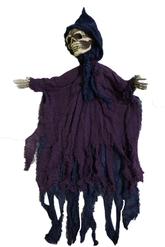 Скелеты и мертвецы - Подвесная декорация Скелет в плаще