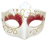 Карнавальные маски - Полумаска венецианская
