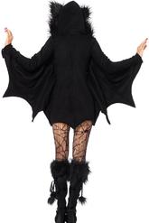 Вампиры и Дракулы - Пончо Летучей Мыши с капюшоном