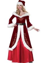 Санты и Снегурочки - Праздничный костюм доброй Санты