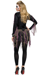 Страшные костюмы - Костюм Праздничный скелет