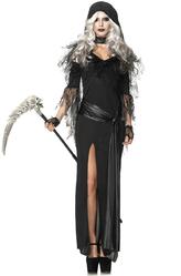 Страшные костюмы - Костюм Стройная Смерть