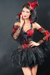 Вампиры - Костюм Принцесса Хэллоуина