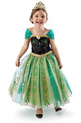 Костюмы для девочек - Костюм Принцесса Анна Холодное сердце