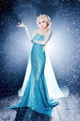 Холодное сердце - Костюм Принцесса Эльза Холодное сердце