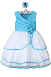 Платья для девочек - Принцесса Незабудка